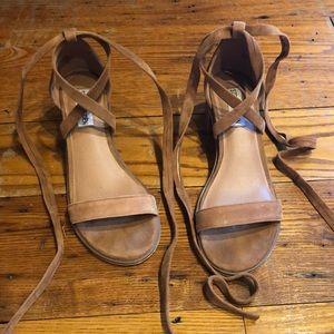 Steve Madden Block Heel Sandals size 6